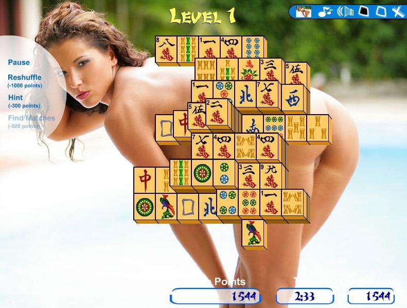free porn card games